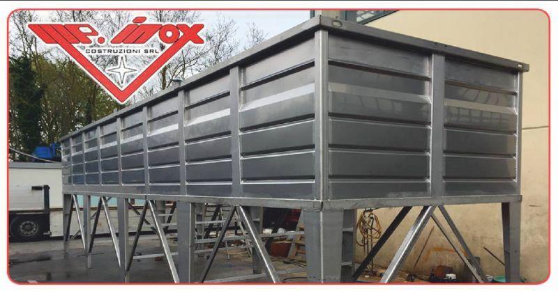 mp inox costruzioni offerta torri di raffreddamento - occasione condotti raffreddati perugia