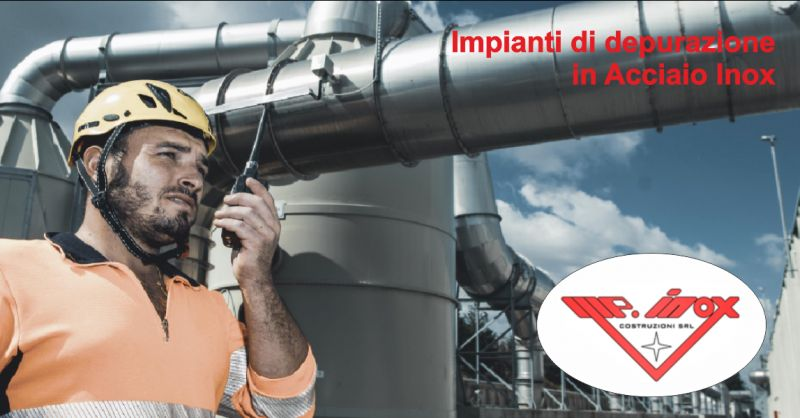 mp inox offerta impianti di depurazione - occasione impianti in acciaio inox perugia