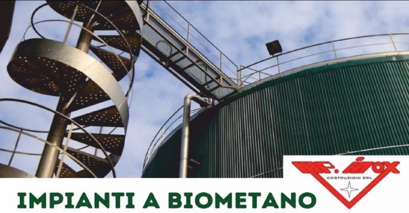 m.p inox offerta impianti a biometano - occasione lavorazioni in acciaio inox perugia