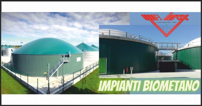 mp inox costruzioni offerta digestori - occasione impianti biogas perugia