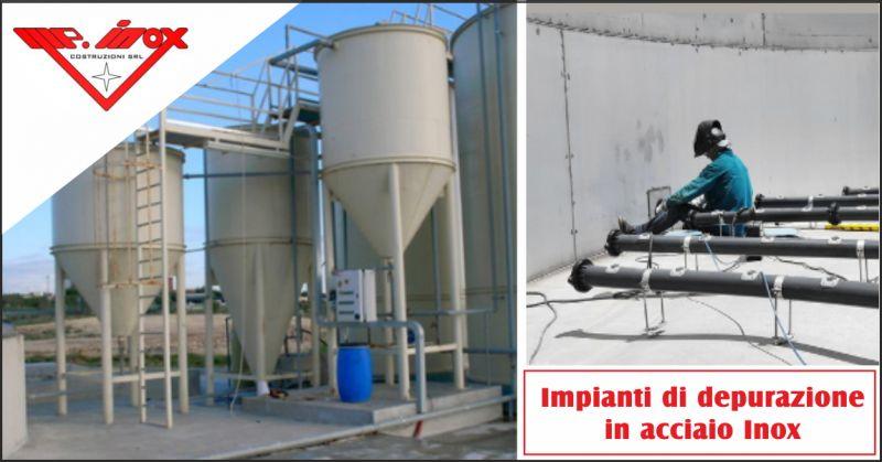 mp inox offerta depuratori in acciaio inox - offerta impianti inox perugia