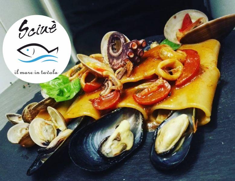 RISTORANTE SCIUE' offerta cucina partenopea - promozione delizie napoletane