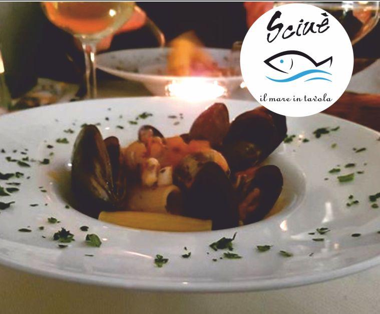 RISTORANTE SCIUE' offerta ristorante napoletano - promozione menu di pesce