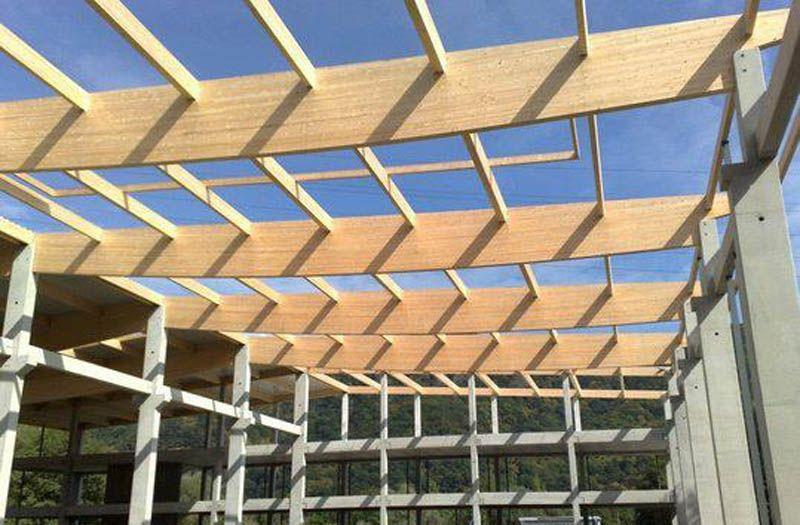 Isolmontaggi offerta strutture metalliche - promozione fabbricati in legno Teramo