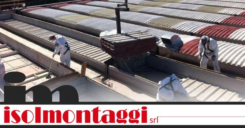 ISOLMONTAGGI SRL - offerta bonifiche amianto teramo