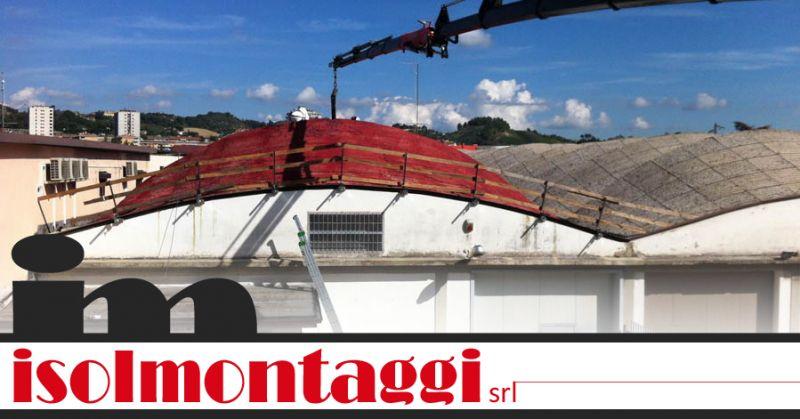 ISOLMONTAGGI SRL - offerta bonifiche amianto pescara