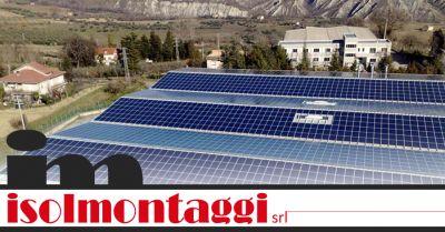 isolmontaggi srl offerta posa impianti fotovoltaici pescara