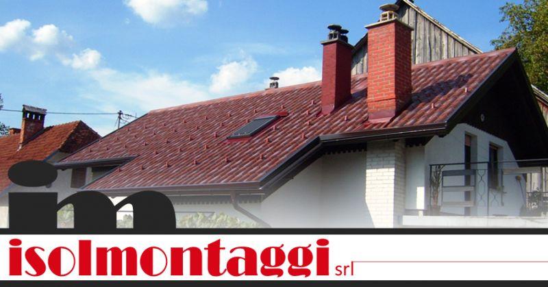 ISOLMONTAGGI SRL - offerta rifacimento coperture teramo