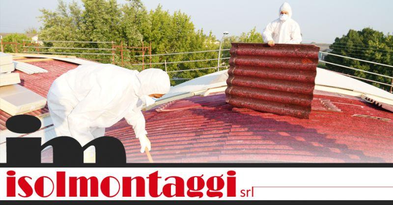ISOLMONTAGGI SRL - offerta smaltimento materiali pericolosi teramo