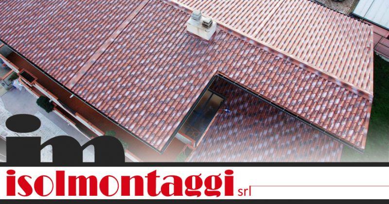 ISOLMONTAGGI SRL - offerta impermeabilizzazione tetti pescara