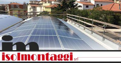 isolmontaggi srl offerta incentivi installazione fotovoltaico pescara