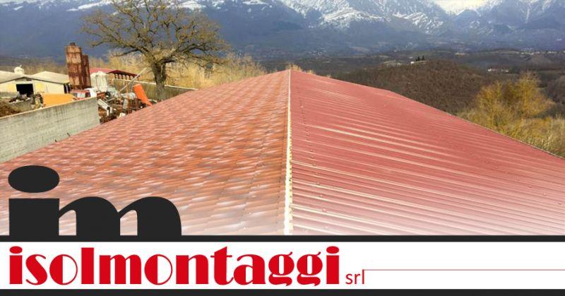 ISOLMONTAGGI SRL - offerta impermeabilizzazione tetti teramo