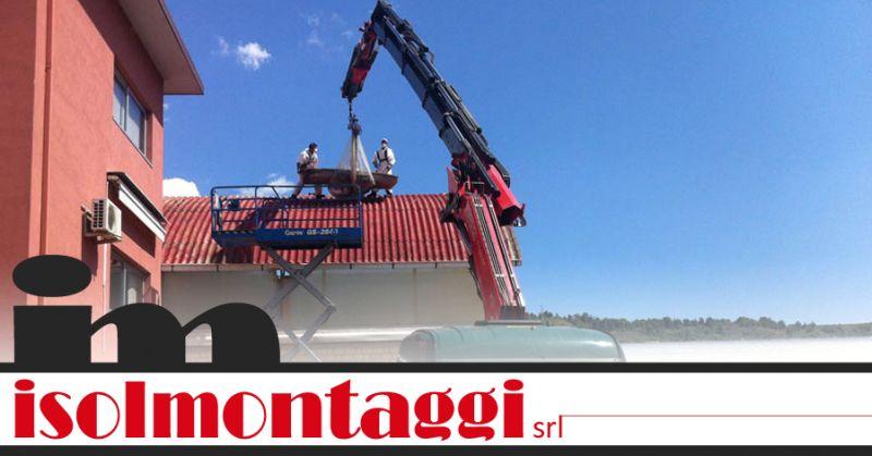 ISOLMONTAGGI SRL - offerta stoccaggio rifiuti speciali ascoli piceno