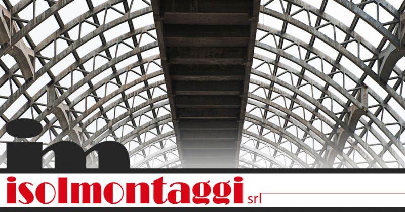 ISOLMONTAGGI - offerta strutture metalliche per fabbricati ascoli piceno