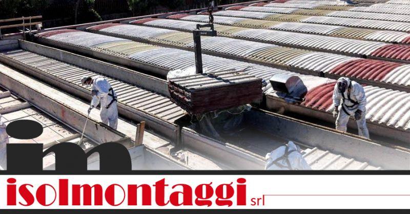 ISOLMONTAGGI SRL - offerta azienda certificata bonifica amianto Ascoli Piceno