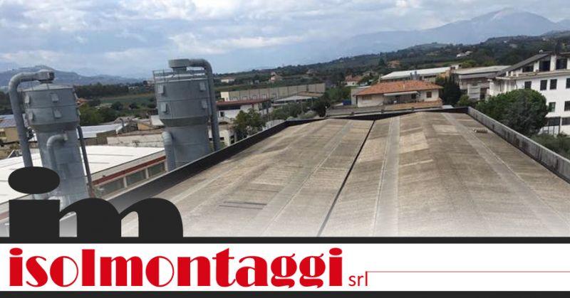 ISOLMONTAGGI SRL - offerta procedure smaltimento amianto Teramo