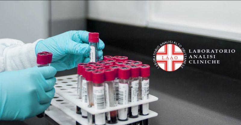 LAAO Abbasanta - laboratorio di analisi cliniche microbiologiche convenzionato SSN