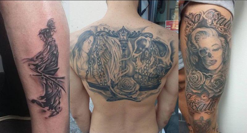 offerta studio tatuaggi piercing jesi - occasione tatuaggi realistici personalizzati jesi