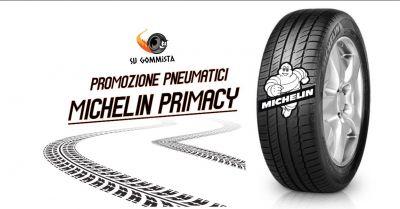 su gommista riola sardo offerta promozione pneumatici michelin primacy hp 225 45 zr17