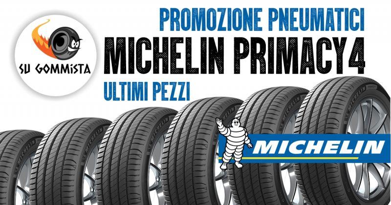 SU GOMMISTA RIOLA SARDO - offerta promozione pneumatici Michelin Primacy4