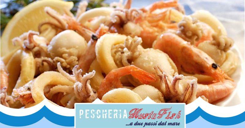 offerta mangiare frittura di pesce a Roma - occasione dove mangiare fritto misto di pesce