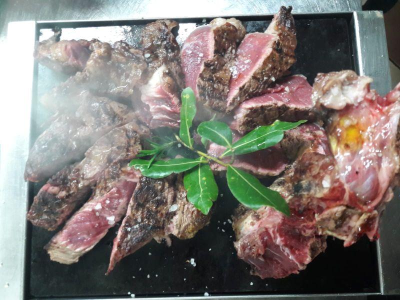 La nuova Palomba offerta bistecca alla braca - occasione pezzata rossa friulana