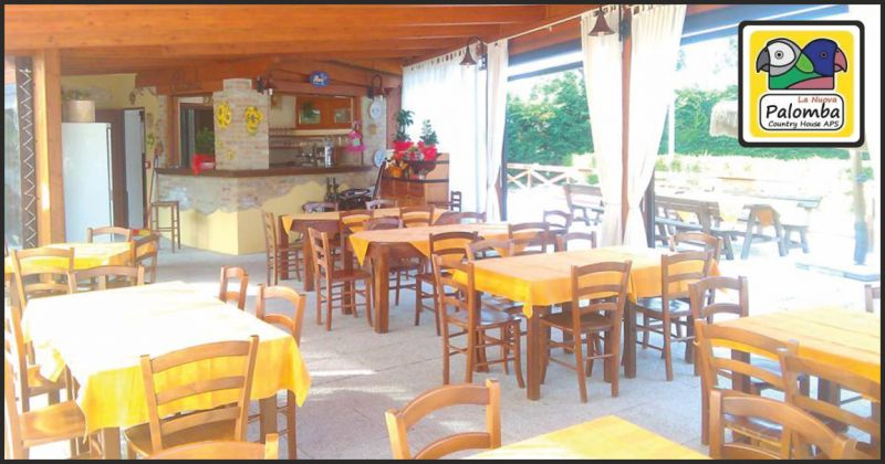 la nuova palomba country house offerta piatti tipici abruzzesi - occasione cibi di stagione