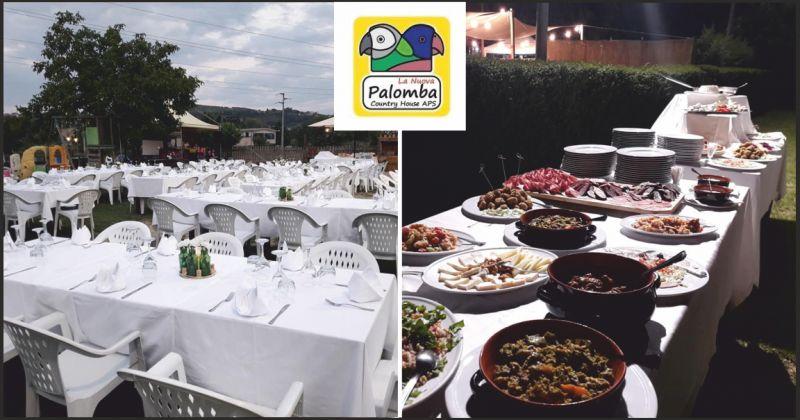 la nuova palomba country house offerta ristorante per compleanni - occasione feste di laurea