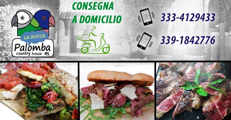 Offerta cucina d'asporto specialità tipiche regionali Pescara - Occasione Consegna a domicilio Pranzo Pescara