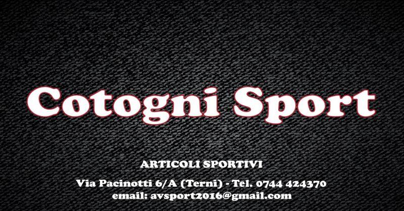 Cotogni Sport offerta abbigliamento sportivo donna e uomo - occasione vendita articoli sportivi