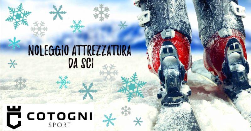 Offerta noleggio attrezzatura da sci Terni - occasione vendita abbigliamento sportivo sci Terni