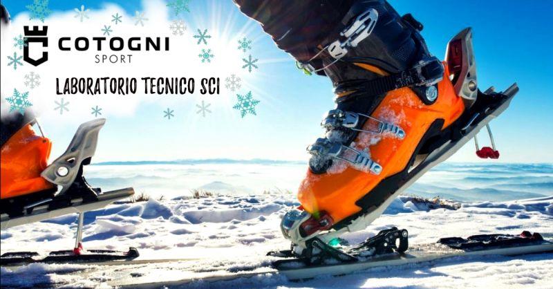 Offerta laboratorio tecnico sci Terni - occasione manutenzione attrezzatura da sci Terni
