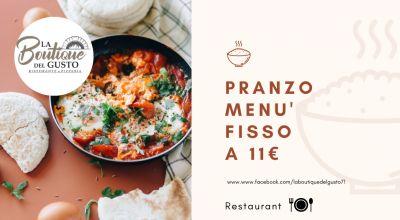 offerta ristorante con menu fisso a pranzo a poco prezzo a novara occasione ristorante e pizzeria con menu da asporto a novara
