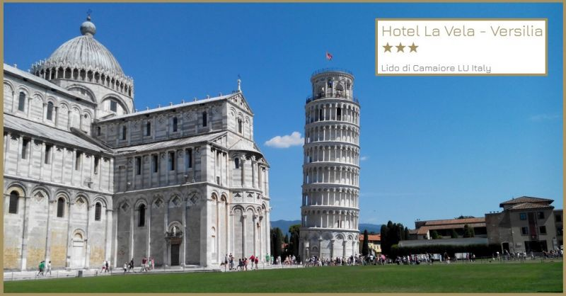 HOTEL LA VELA - TROVA UNA STRUTTURA RICETTIVA PER PERNOTTAMENTO PER VISITARE LA TORRE DI PISA
