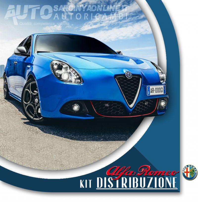 Autosardinyaonline -  KIT Distribuzione con Pompa Acqua  AlfaRomeo e FiatLancia