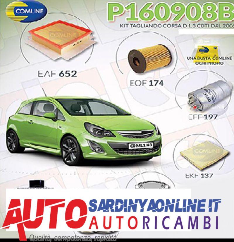 offerta Super Kit  Promo Opel Corsa D dal 2006, 1,3 Cdti 16v