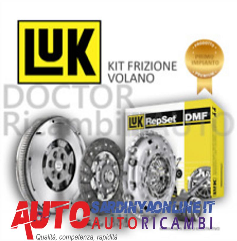 offerta SUPER KIT REPSET PRO LUK FORD