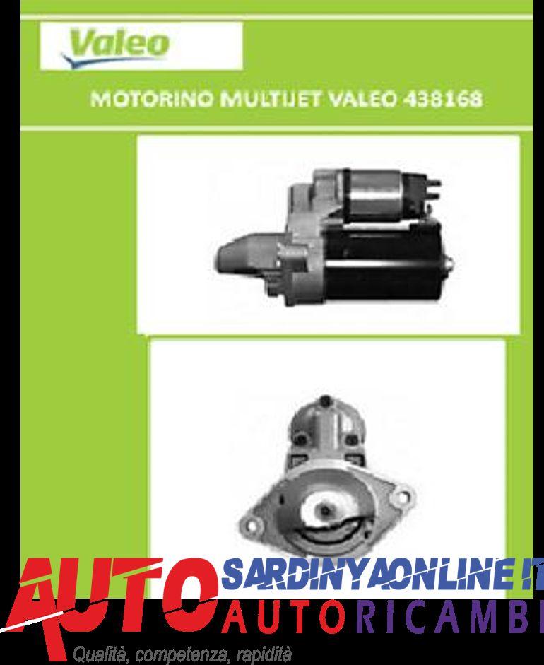 offerta Motorino Avviamento Multijet Fiat - Lancia - Opel - Alfa Romeo
