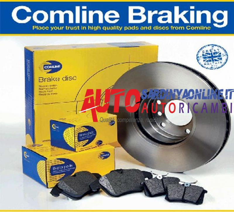 OFFERTA Kit dischi pastiglie Freno Anteriore Ford Ka 1.3 Tdci