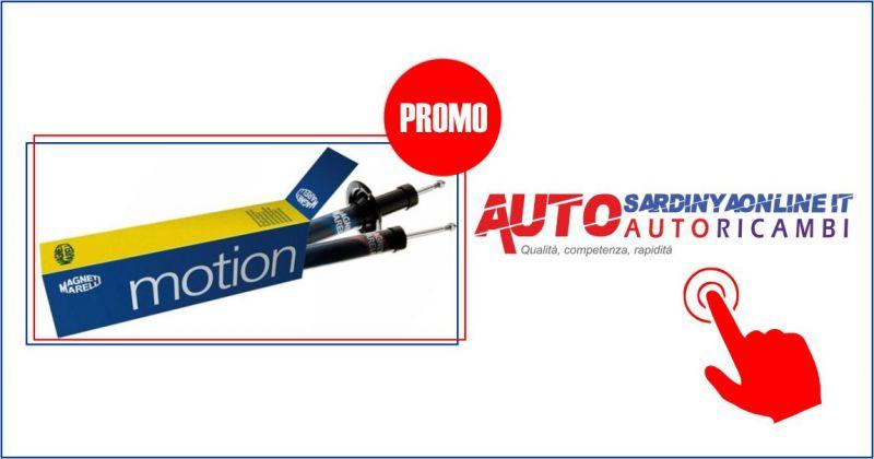 Essemme Autosardinyaonline  - offerta ammortizzatori Magneti Marelli Fiat