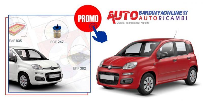Essemme autosardinyaonline  - offerta kit tre filtri Fiat Panda terza serie mot.0,9 twin air