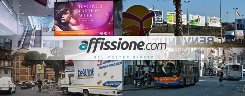AFFISSIONE.COM OFFERTA SPAZI PUBBLICITARI - OCCASIONE CAMPAGNE PUBBLICITARIE CATANIA
