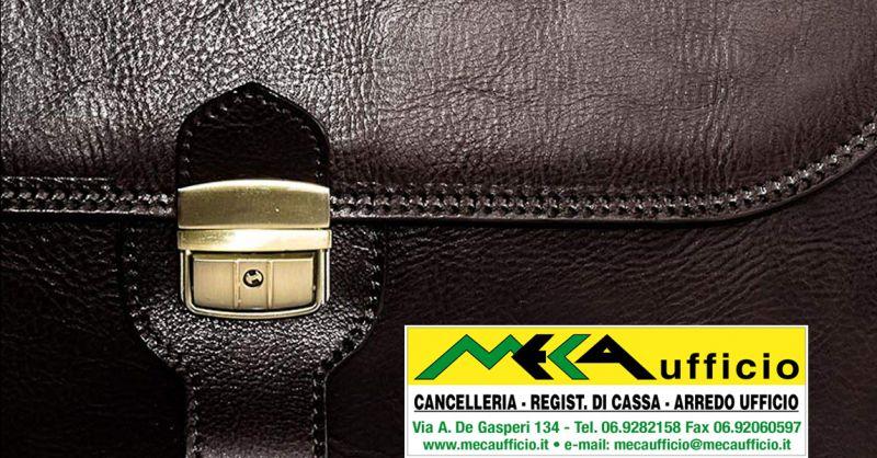 offerta vendita borse da ufficio in pelle Aprilia - occasione borse professionali in pelle Roma