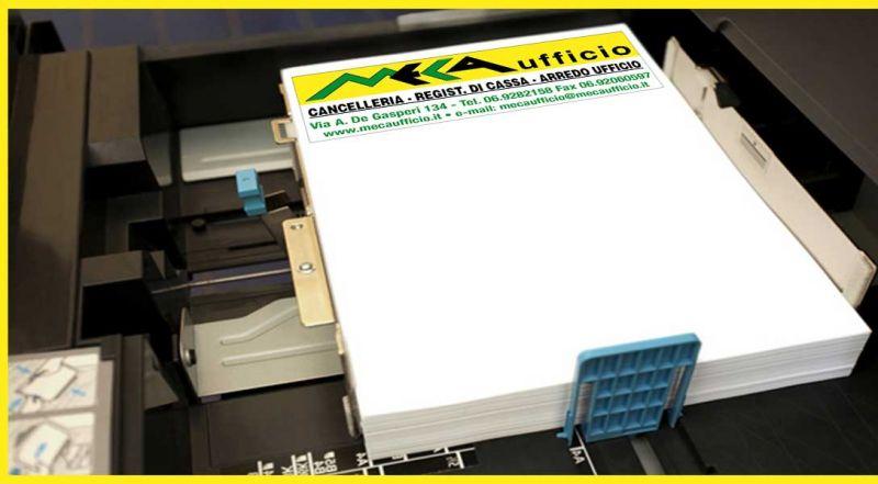 Offerta carta per fotocopie Aprilia - Promozione risme di carta Anzio
