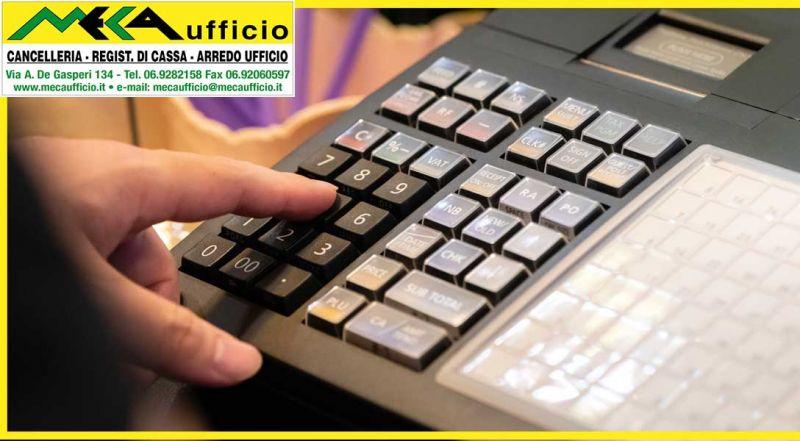 Offerta registratori di cassa Aprilia - Promozione vendita cassa Roma