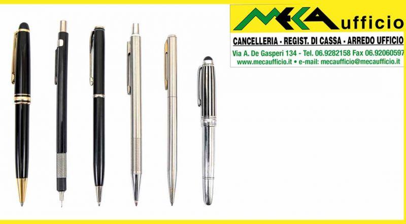 Offerta penne da regalo Aprilia - Promozione vendita penne Anzio