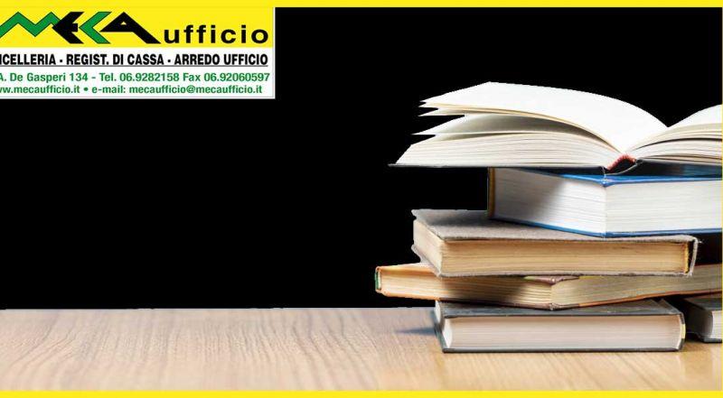 Offerta prenotazione libri scolastici Aprilia - Promozione libri Anzio