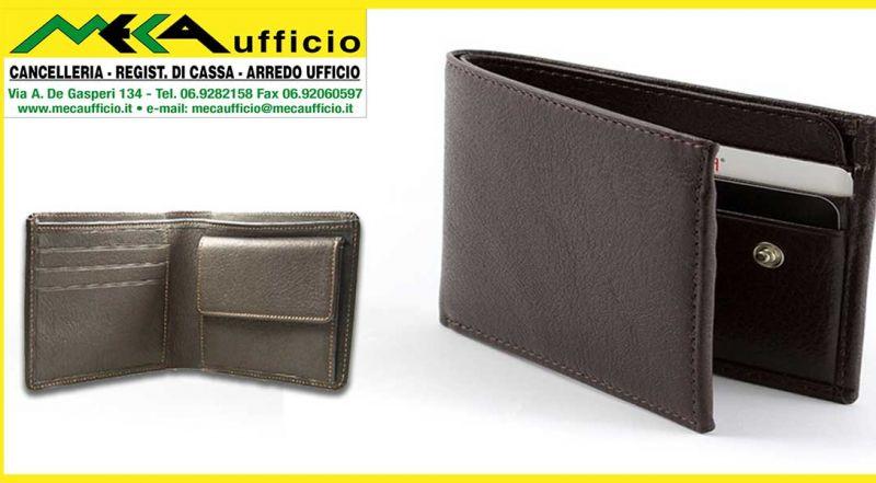 Offerta portafogli in pelle Aprilia - Promozione portafoglio Anzio