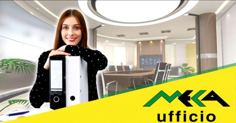 MECA UFFICIO - Offerta vendita materiale da ufficio Ardea