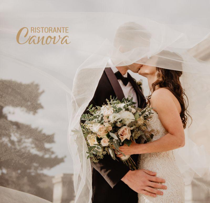 RISTORANTE CANOVA offerta festa matrimonio - promozione location nozze fantastica